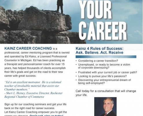Kainz Career Coaching_Ad 03 21 12