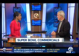 Super Bowl Commercials WXYZ